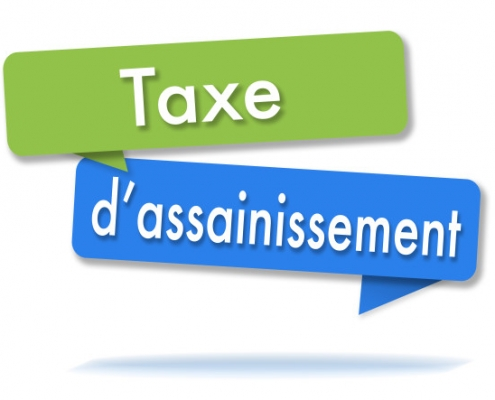 Taxe d'assainissement : le point