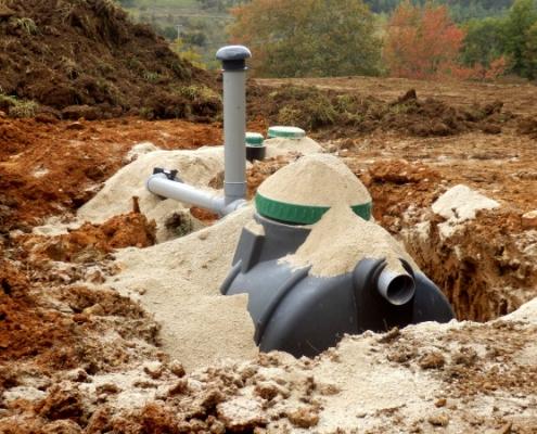 Le point sur la vérification des ventilations d'une fosse toutes eaux
